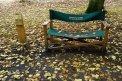 Fotografia: Jesenná nostalgia, fotograf: Lýdia Šimková, tagy: park, jeseň, lavička, Bednárik