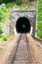 Fotografia: Tunel, fotograf: Adam Petnuch, tagy: Vlak,koľajnice