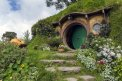 Fotografia: New Zealand - Bag End (@Hobbiton), fotograf: Peter Kvasnicak, tagy: New Zealand, Hobbit, Hobbiton, Matamata, Lord of The rings, Bag End