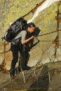 Fotografia: Ťažká cesta k vrcholu, fotograf: Štefan Majtán, tagy: človek, turistika