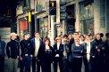 Fotografia: ulica- miesto prejavu originality ľudí, fotograf: Michal Šutka, tagy: ľudia, ulica, reakcia