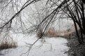 Fotografia: Na bielom jazere, fotograf: Pavol Navrat, tagy: zamrznuté jazero