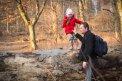 Fotografia: Ach tá detská radosť., fotograf: Filip Ogurcak, tagy: dieta, smiech, les